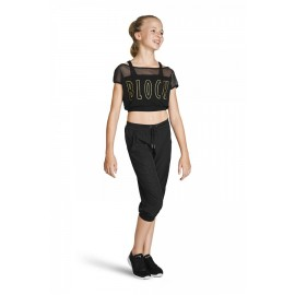 pantalon danse BLOCH FP5204 échauffement enfant