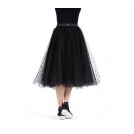 Jupon long ballerine REPETTO noir