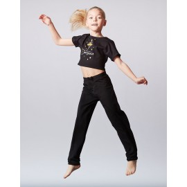 t-shirt court danse TEMPS DANSE AGILE JR PRINCESS enfant