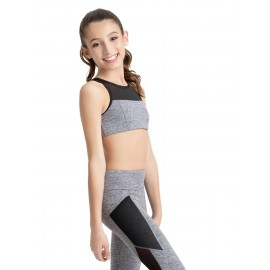 Brassière CAPEZIO enfant High Neck Bra Top-Tween