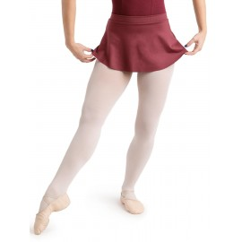 jupette danse classique CAPEZIO PULL ON SKIRT 11459W adulte