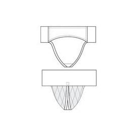 dance belt CAPEZIO coton