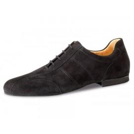 chaussure danse sportive homme WERNER KERN 28045 daim noir