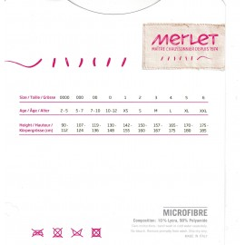 collant de danse MERLET enfant