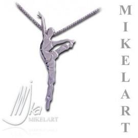 pendentif danseuse MIKELART LE CORSAIRE