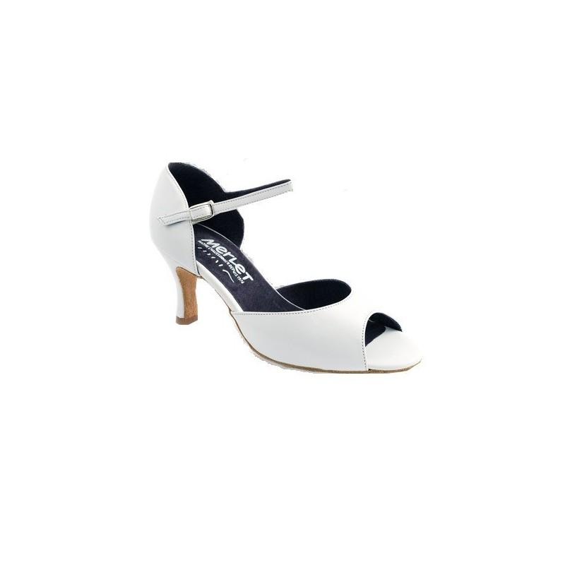 Chaussures de danse de salon merlet salime femme body for Danse de salon marseille