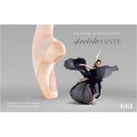 chaussons de danse pointes BLOCH EUROSTRETCH