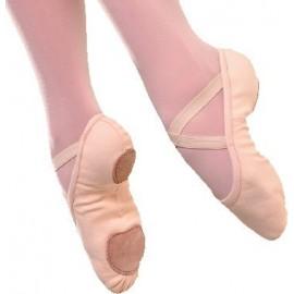 chaussons de danse demi-pointes SO DANCA SD16 enfant