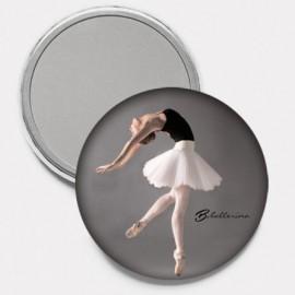 miroir de poche FOREVER B ballerine