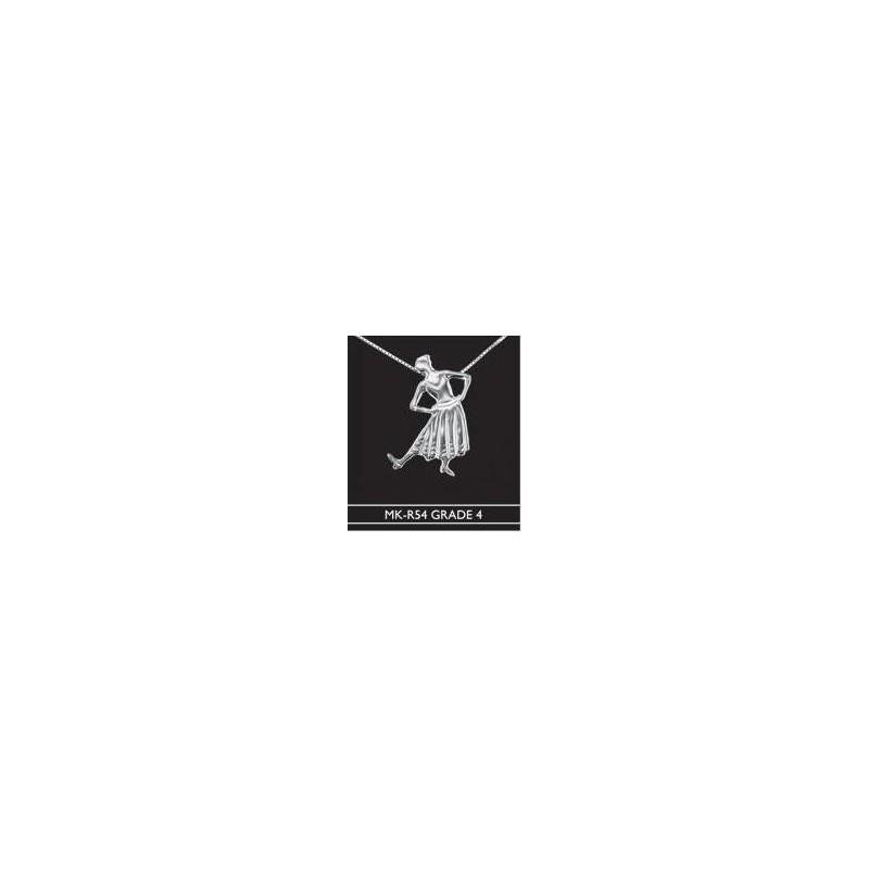 pendentif MIKELART GRADE 4 Royal Academy of Dance