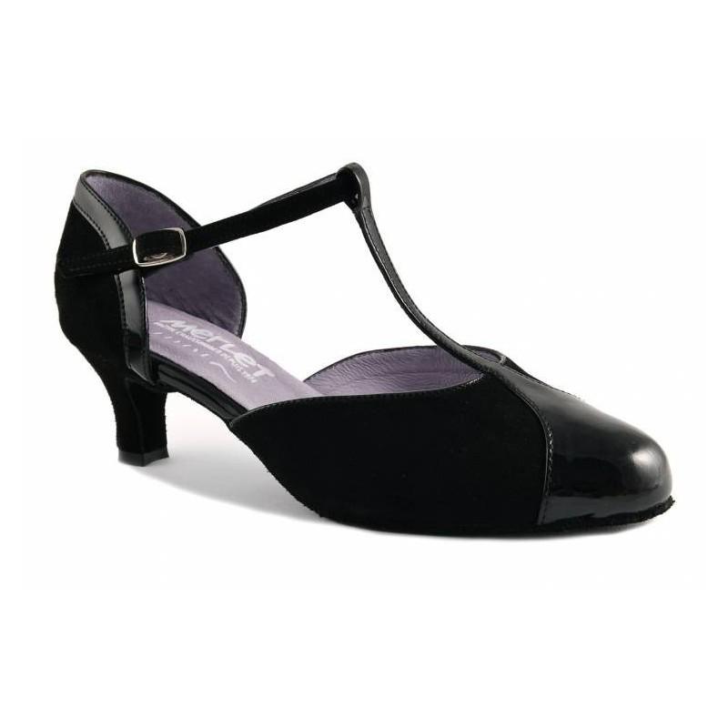 Chaussures de danse de salon merlet adicia 1404 femme for Salon de la chaussure