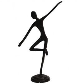 Statuette Metal Danseur Classique DASHA DESIGNS