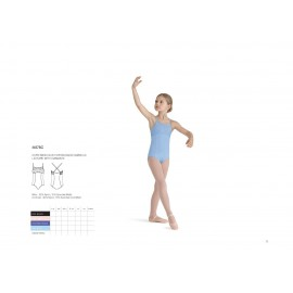 justaucorps danse BLOCH MIRELLA M378C enfant