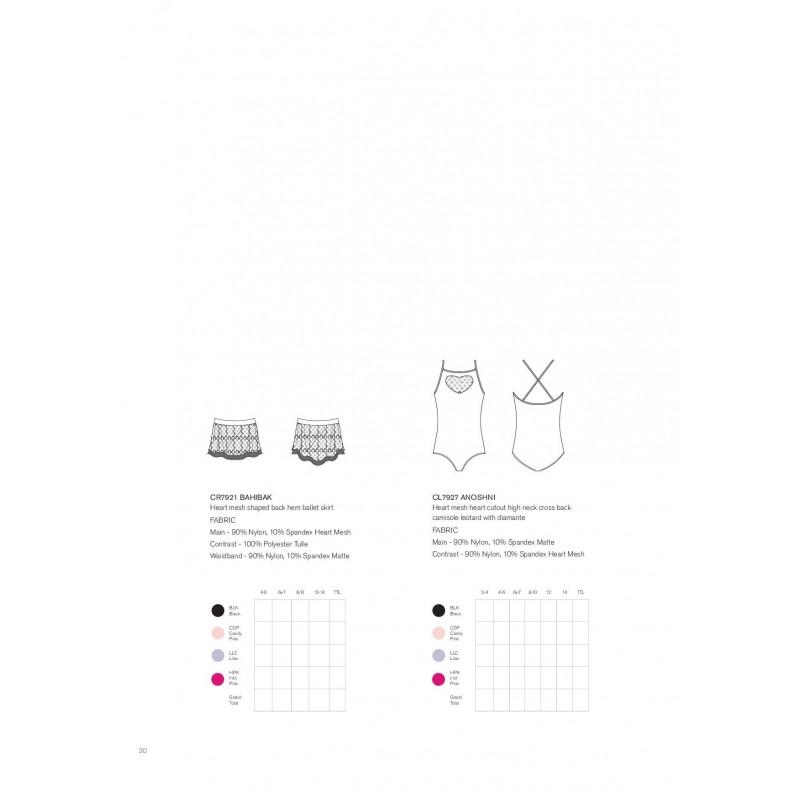 jupette danse classique bloch bahibak cr7921 enfant body langage. Black Bedroom Furniture Sets. Home Design Ideas