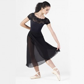 jupette danse classique SO DANCA E-11058CR