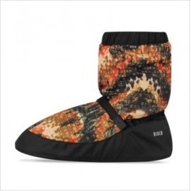 Bottes de chauffe danse BLOCH WARM UP BOOTIE IM009P SCALES