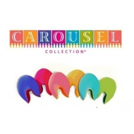 embouts BUNHEADS OUCH POUCH JR CAROUSEL