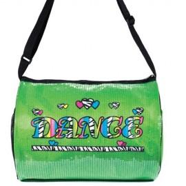 sac de danse DASHA DESIGNS Neon Zebra Duffle