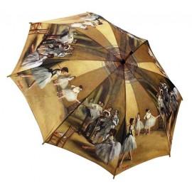 Edgar Degas parapluie automatique