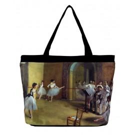 Edgar Degas  sac de danse