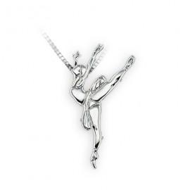 pendentif danseuse MIKELART ARABESQUE CYGNE