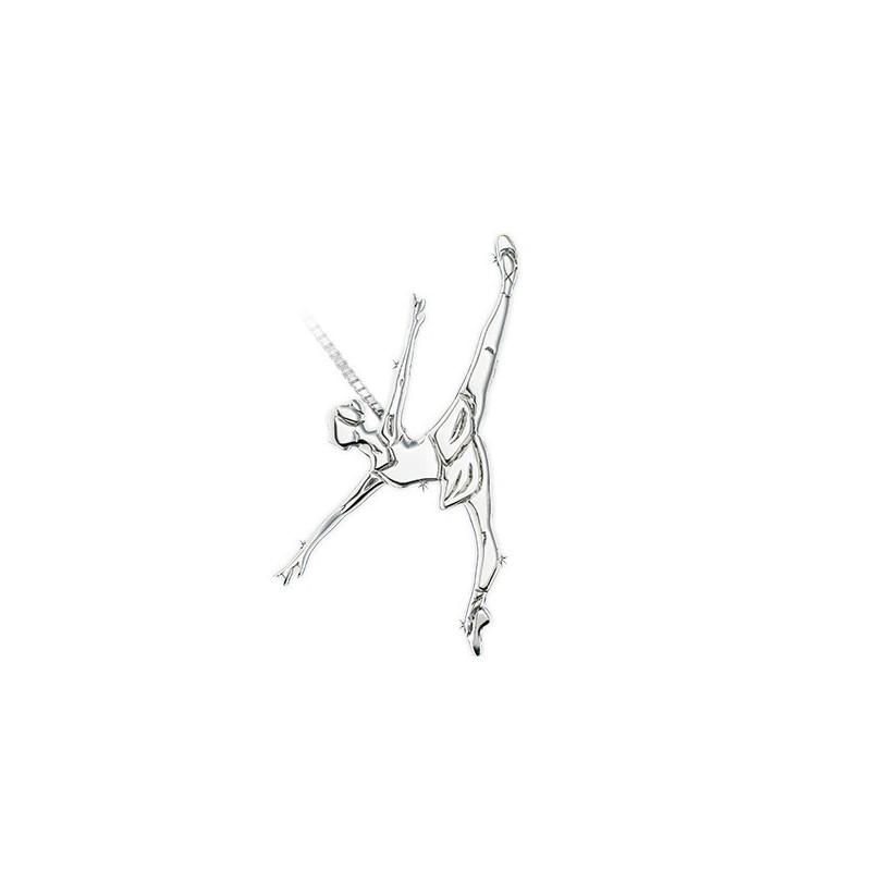 pendentif danseuse MIKELART PENCHE
