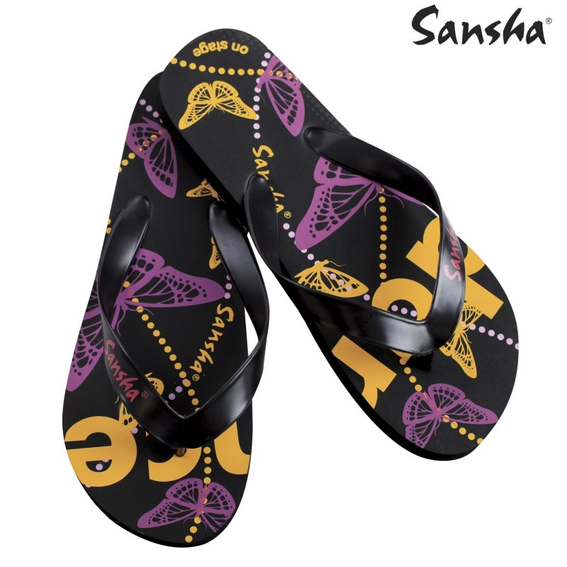 tongs SANSHA BUTTERFLIES