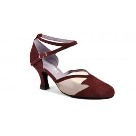 chaussures de danse de salon MERLET CHOLET 731 FEMME