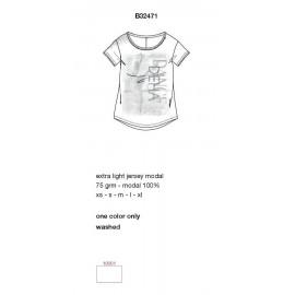 t-shirt DEHA B32471