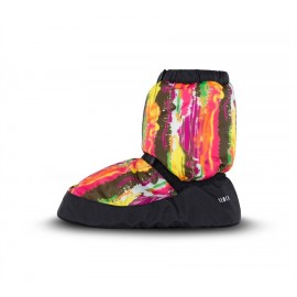 Bottes de chauffe danse BLOCH WARM UP BOOTIE IM009P SUNSET