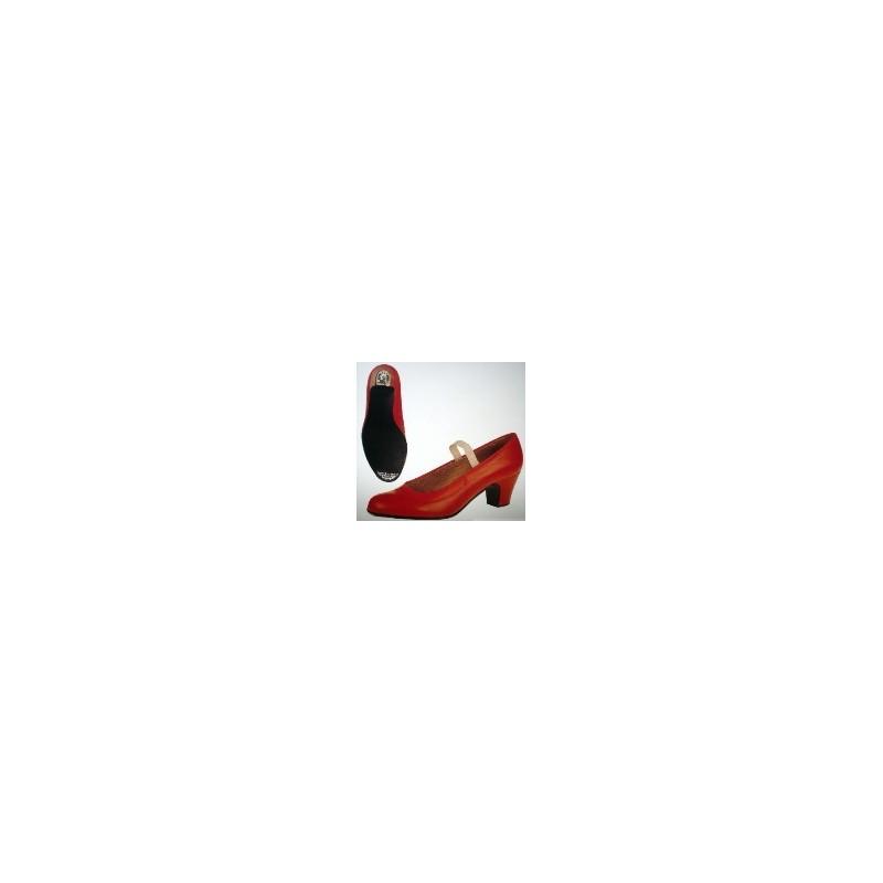 chaussures BALL PILMAR Flamenco DAIM