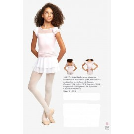 justaucorps danse CAPEZIO ROYAL PERFORMANCE ENFANT 6cf78924ae3