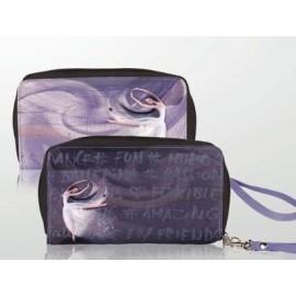 portefeuille danseuse DANCE GALLERY by RITMO DI VITA danseuse violet