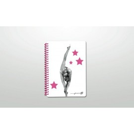 cahier A5 FOREVER B gymnaste
