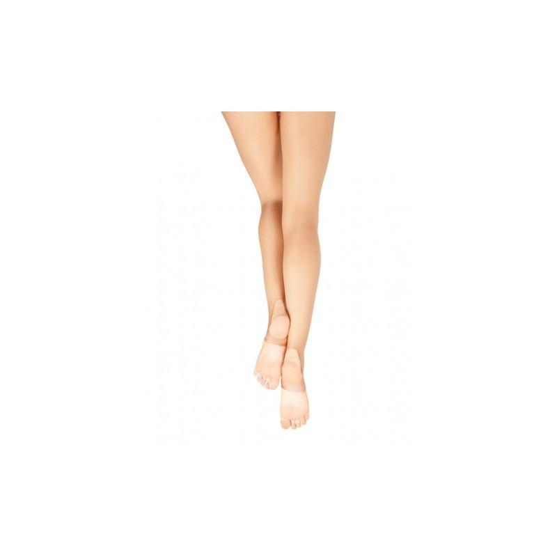 collant de danse étrier brillant CAPEZIO ADULTE - BODY LANGAGE 55cee307639