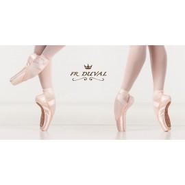 chaussons de danse pointes FR DUVAL strong
