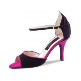 Chaussures de danse de salon WERNER KERN BLANCA FEMME