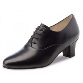 Chaussures de danse de salon WERNER KERN OLIVIA FEMME cuir noir