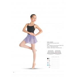 jupette danse classique BLOCH SHAYLEE CR5751 enfant