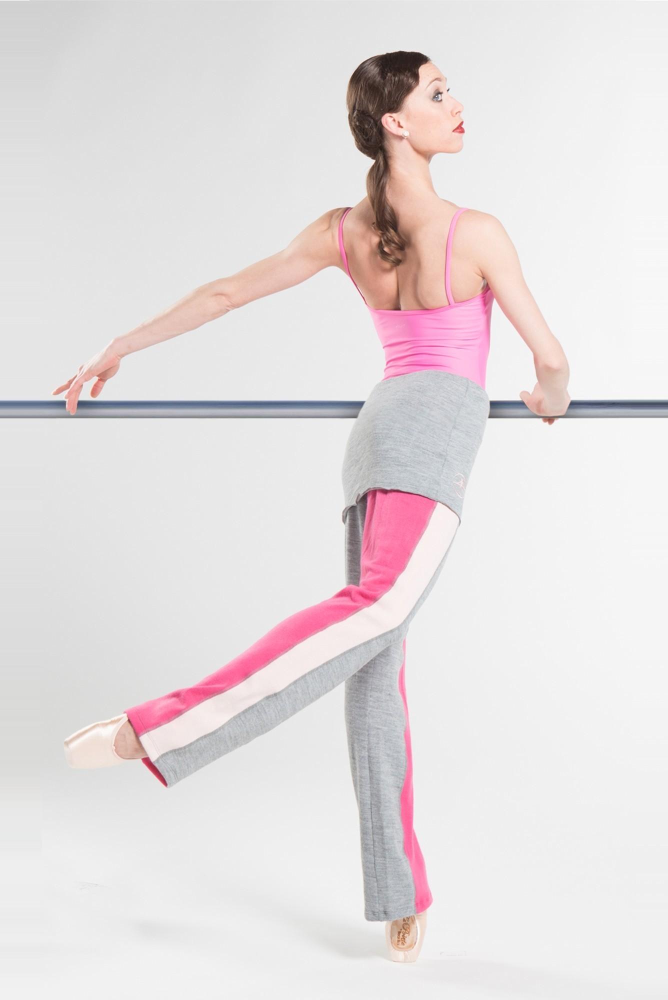 pantalon danse WEAR MOI LIZIE échauffement - BODY LANGAGE ff50349c43d