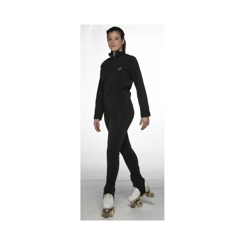 pantalon patinage INTERMEZZO 5056 enfant - BODY LANGAGE a5e6bc50700