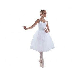 Jupon danse blanc REPETTO enfant