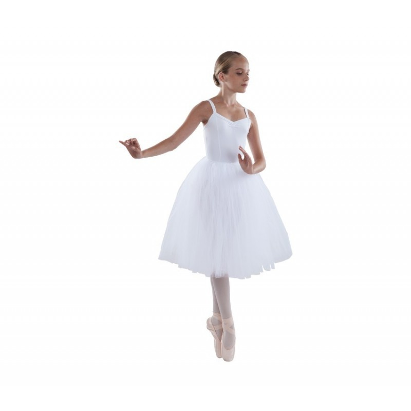 e67cd93777 Jupon danse blanc REPETTO enfant