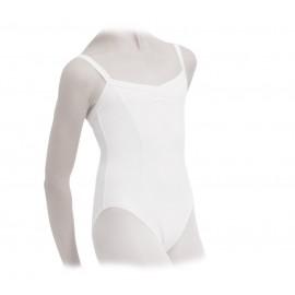 Justaucorps danse REPETTO blanc Ballerina