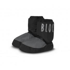 Bottes de chauffe danse BLOCH IM009T GRIS FONCE-NOIR