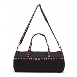 sac de danse CAPEZIO dance love and peace