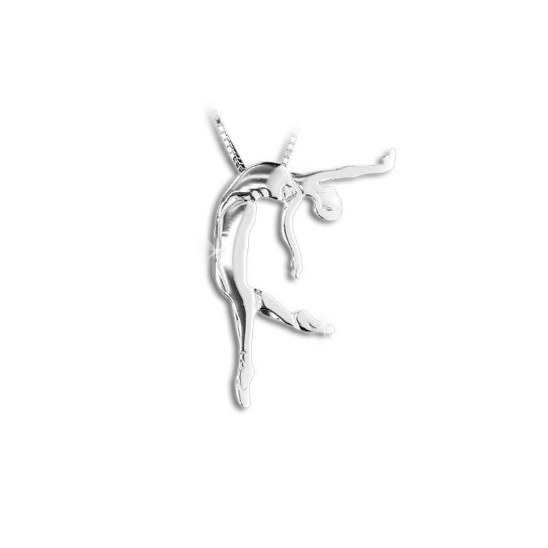 pendentif danseuse MIKELART CAMBRE