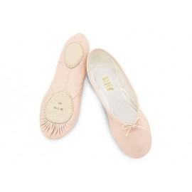 chaussons de danse demi-pointes BLOCH PROLITE II CANVAS adulte