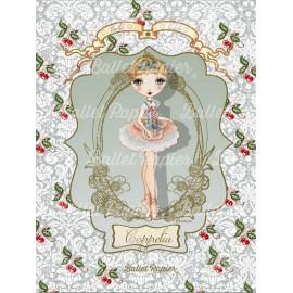 carnet de notes BALLET PAPIER Ballet Etoile