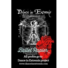 carnet de notes BALLET PAPIER Dance in Extremis